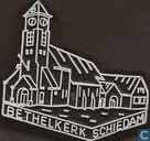 Bethelkerk Schiedam [white on black