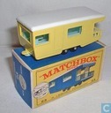 Model cars - Matchbox - Trailer Caravan