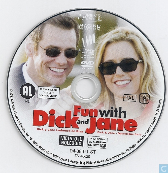 ... DVD - Fun with Dick and Jane Enlarge image