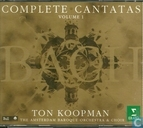 Bach, J.S.: Complete cantatas vol.1 t/m 22