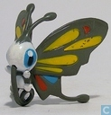 Beautyfly pokemon Figur
