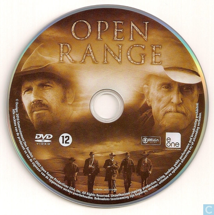 open range dvd catawiki. Black Bedroom Furniture Sets. Home Design Ideas