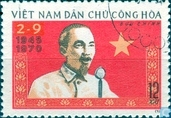 Voorzitter Ho Chi Minh