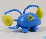 Chinchou Pokemon Figur