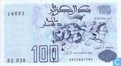 Banknotes - Algeria - 1992 Dated Issue - Algeria 100 Dinars 1992