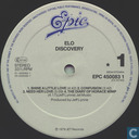Vinyl records and CDs - Electric Light Orchestra - Discovery