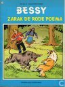 Comic Books - Bessy - Zarak de rode poema