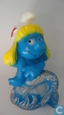 Smurfette as Mermaid