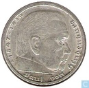 Coins - Germany - German Empire 5 reichsmark 1937 (A)