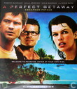 DVD / Video / Blu-ray - Blu-ray - A Perfect Getaway