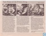Miscellaneous - Noordhollands Dagblad - tom poes en de pikking ring