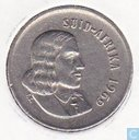 South Africa 5 cents 1969 (Afrikaans)