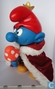 King Smurf (yellow pants/red hat/golden crown)