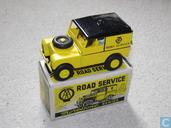 AA Road-Service Land Rover