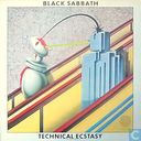 Disques vinyl et CD - Black Sabbath - Technical ecstasy