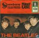 Platen en CD's - Beatles, The - Strawberry Fields Forever