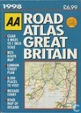 AA  Road Atlas Greatf Britain