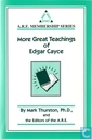 More Great Teachings of Edgar Cayce