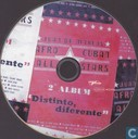 Disques vinyl et CD - Afro-Cuban All Stars - Distinto, differente