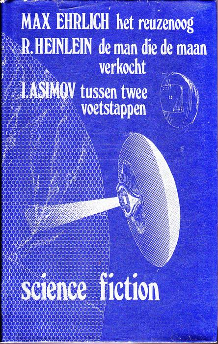 Science fiction/Fantasy; Lot met 11 gebonden Sf- en fantasyboeken, vanaf 1969