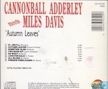 Schallplatten und CD's - Adderley, Julian 'Cannonball' - Autumn Leaves - Cannonball Adderley meets Miles Davis