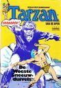 Comic Books - Tarzan of the Apes - De woeste sneeuw-duivels