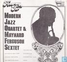 Vinyl records and CDs - Abene, Mike - Hooray for Modern Jazz Quartet & Maynard Ferguson sextet