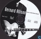 Disques vinyl et CD - Allison, Bernard - Born with the Blues