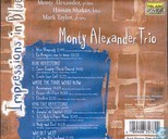 Disques vinyl et CD - Alexander, Monty - Impressions in Blue