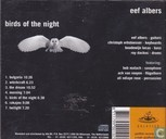 Vinyl records and CDs - Albers, Eef - Birds of the night