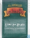 Camomile with Mint