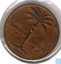 Dominican Republic 1 centavo 1961