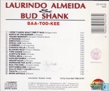 Vinyl records and CDs - Almeida, Laurindo - Laurindo Almeida - Bud Shank - Baa-Too-Kee