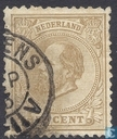 King William III (12 ½ Rise)