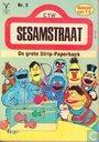 Strips - Sesamstraat - Sesamstraat - De grote strip-paperback 3