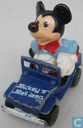 Mickey's Mail Jeep