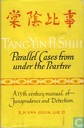 T'ang Yin Pi Shih — Parallel Cases from under the Peartree