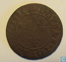 France double Tournois 1585 (A)