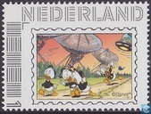Donald Duck - Drenthe - telescope