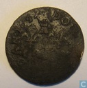 France double tournois 1642 (K)