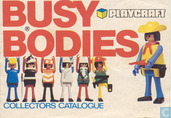 Busy Bodies Collector Catalogue