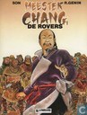 Comics - Meester Chang - De rovers