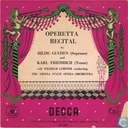 Operetta Recital by Hilde Gueden and Karl Friedrich