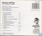 Disques vinyl et CD - Bailey, Benny - For Heaven's Sake