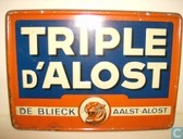 Oldest item - Triple d'Alost - De Blieck