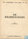 Comic Books - Nibbs & Co - De krabbekokers
