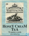 26 HoneY CreaM TeA