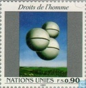 Postage Stamps - United Nations - Geneva - Human Rights