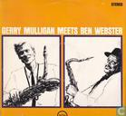 Disques vinyl et CD - Lewis, Mel - Gerry Mulligan meets Ben Webster
