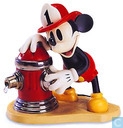 "WDCC Mickey Mouse ""Fireman to the Rescue"""